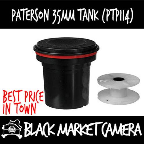 Paterson 35mm Developing Tank w Reel (PTP114)