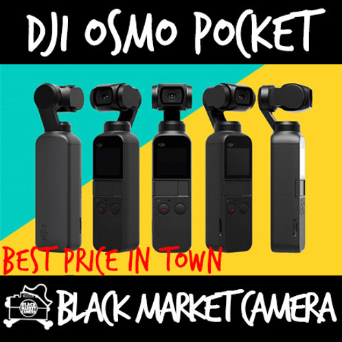 DJI Osmo Pocket Brand New