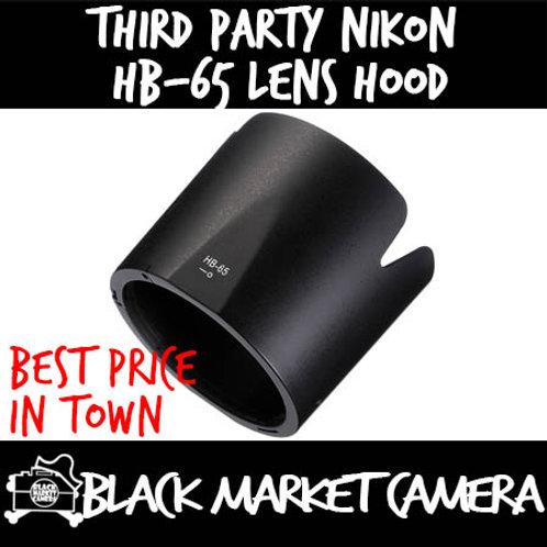 Third-Party Nikon HB-65 Lens Hood