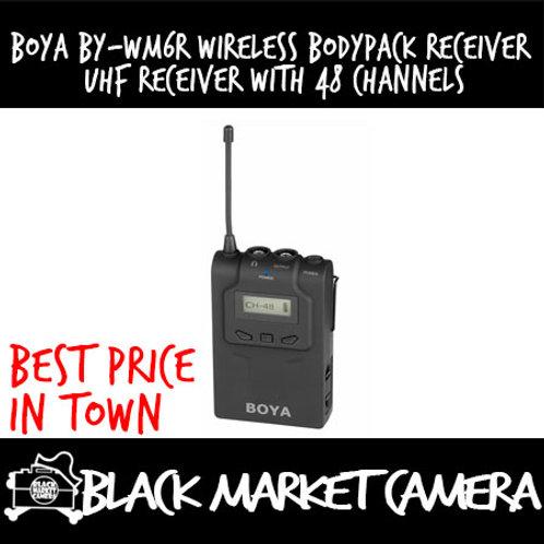 BY-WM6R Wireless Bodypack Receiver