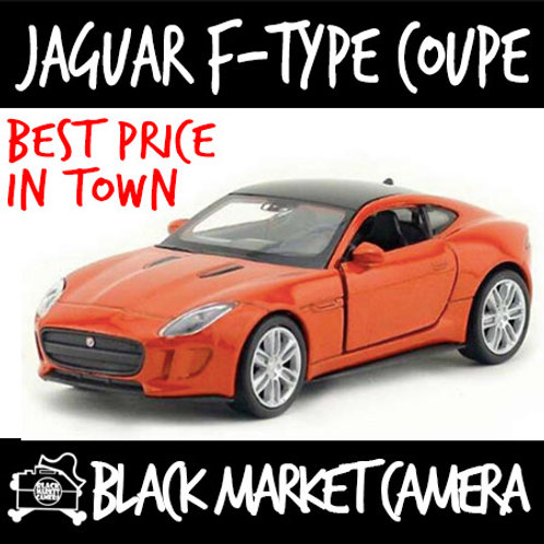 Welly 1:36 Jaguar F-Type Coupe Car Model