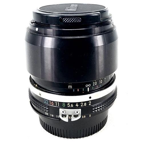 Nikon 85mm F2 Ai (used)