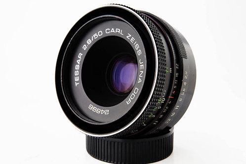 Carl Zeiss Jena DDR Tessar 50mm F2.8 (used)
