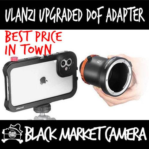 Ulanzi Upgraded DOF 17mm Adapter (Canon EF Mount)