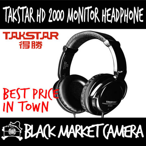 Takstar HD 2000 Monitor Headphone
