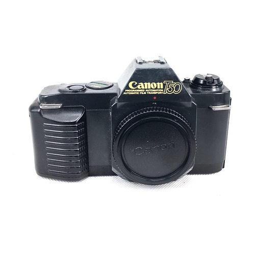 Canon T50 FD Mount SLR