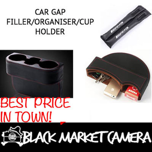 Car Gap Filler/Organiser/Cup Holder
