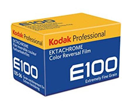 Kodak Ektachrome 100 Colour Slide Film (135)
