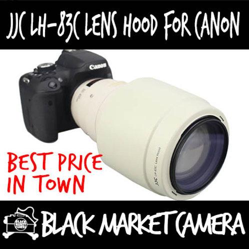 JJC LH-83C Hood White for Canon EF 100-400L IS (ET-83C)