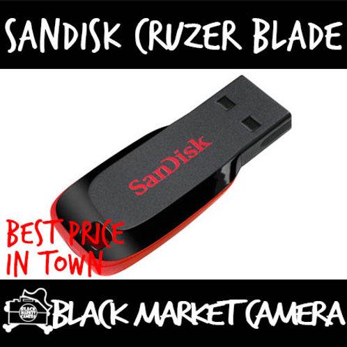 SanDisk Cruzer Blade 8GB/16GB/32GB/64GB