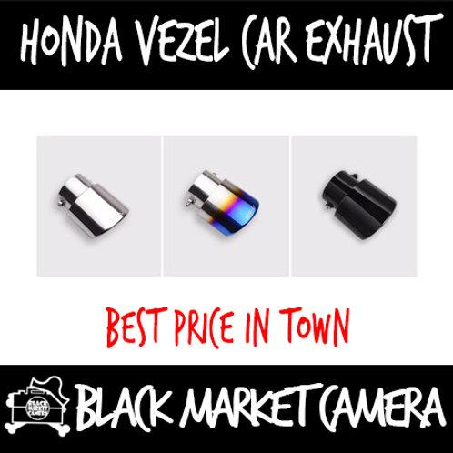 Honda Vezel car exhaust