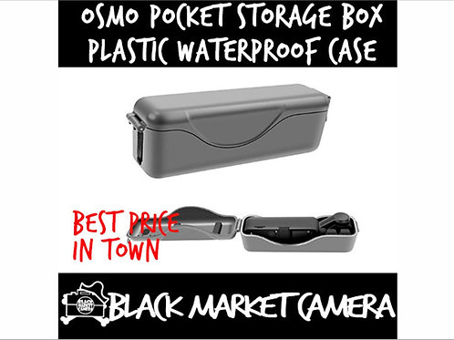 Storage Box Plastic Waterproof Case For DJI OSMO Pocket