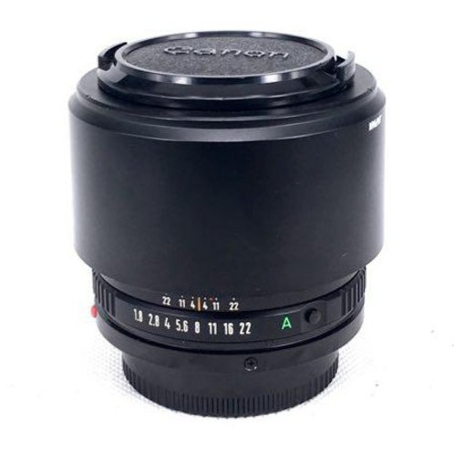 Canon New FD 85mm F1.8 (used)