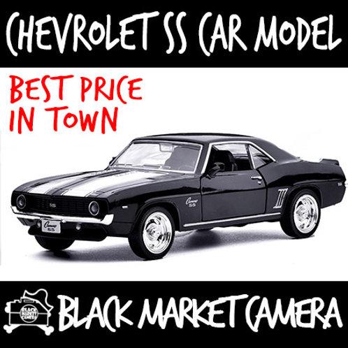 JackieKim 1:36 Chevrolet SS Retro Diecast Car Model