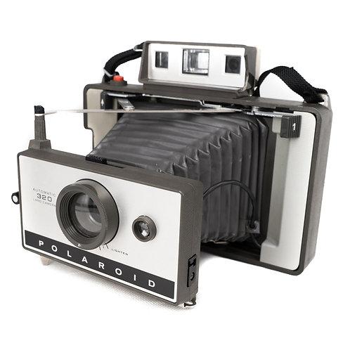 Polaroid Automatic 320 Land Camera
