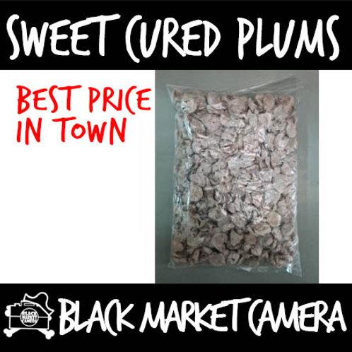 Seedless Sweet Cured Plum (1kg) BULK PURCHASE (Snacks)