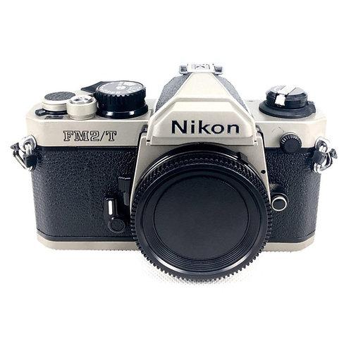 Nikon FM2/T Titanium Film SLR (used)
