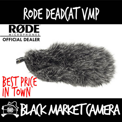 Rode Deadcat Furry Mic Windshield for (Videomic Pro) VMP
