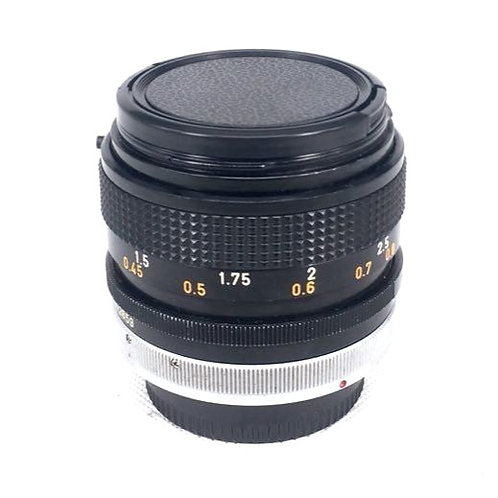 Canon FD 50mm F1.4 SSC (used)