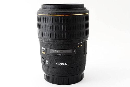 Sigma 105mm F2.8 EX Macro A Mount (used)