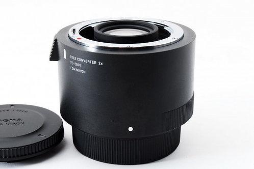 Sigma TC-2001 Canon EF Mount (used)