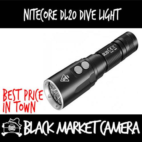 Nitecore DL20 1000 Lumen Dive Light