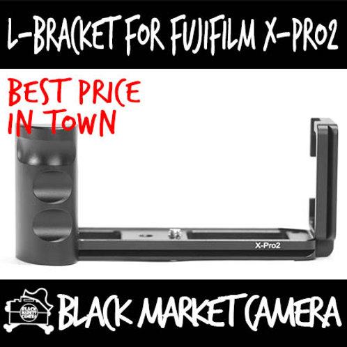 L-Bracket Quick Release Plate for Fujifilm X-Pro 2