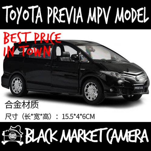 JackieKim 1:32 Toyota Previa Diecast Car Model