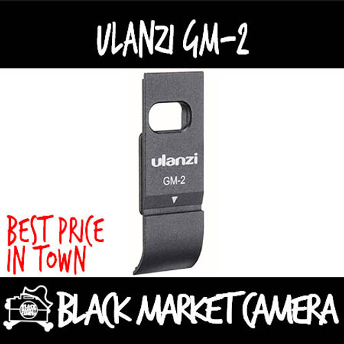 Ulanzi GM-2 Chargeable Battery Lid Cover GoPro Max