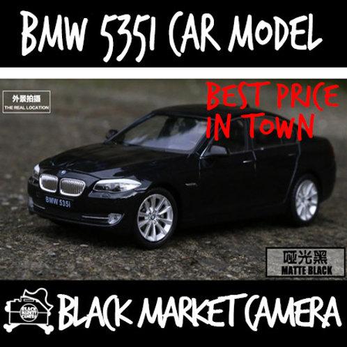 Welly 1:24 BMW 535i Car Model
