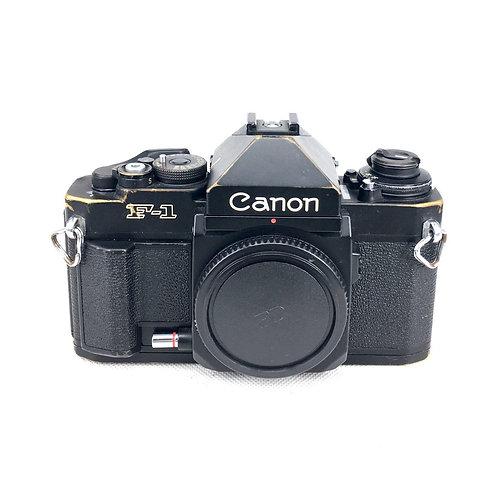 Canon New F-1 FD Mount Film SLR (used)