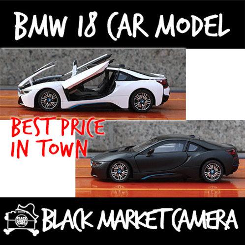Rastar 1:24 BMW i8 Car Model
