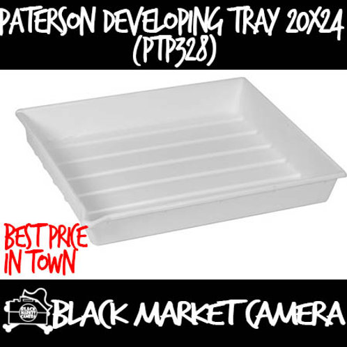 Paterson Developing Trays 20x24 (PTP328)