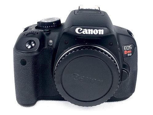Canon EOS 650D / Rebel T4i (18MP)