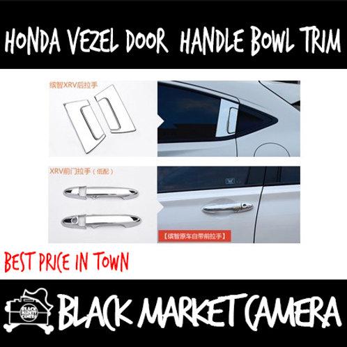 Honda Vezel door handle bowl trim