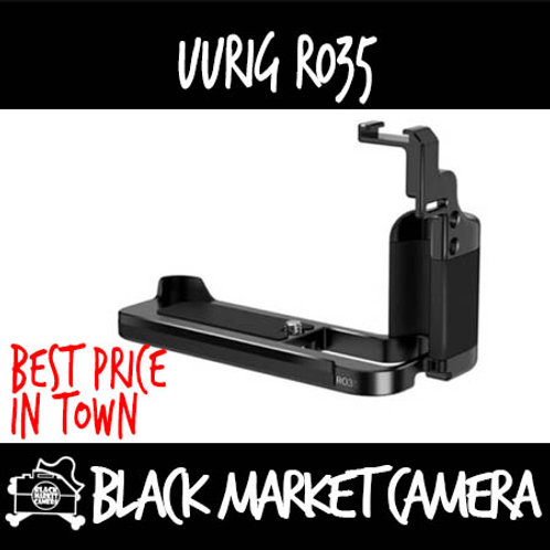 UURig R035 Quick Release L Plate