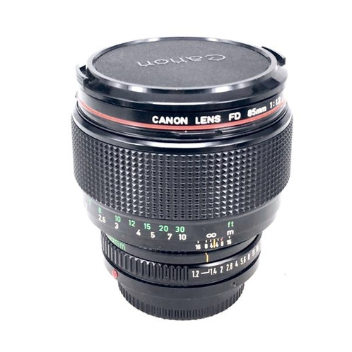 Canon New FD 85mm F1.2L (used)