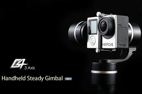 Feiyu G4 3-Axis Handheld Gimbal for GoPro 4/3+/3