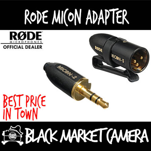 Rode Micon Adapter