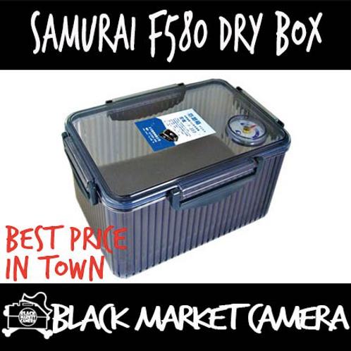 Samurai F580 / F-580 Dry Box