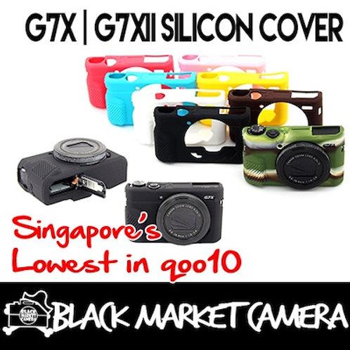 Silicone Protective Cover - Canon G7X mark 2