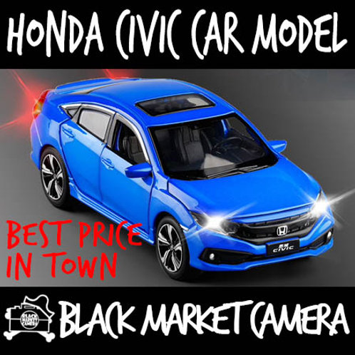 JackieKim 1:32 Honda Civic Diecast Car Model