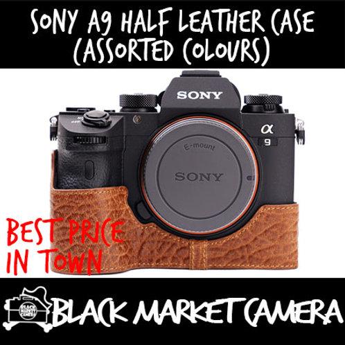 TP Original Sony A9 Half Leather Case