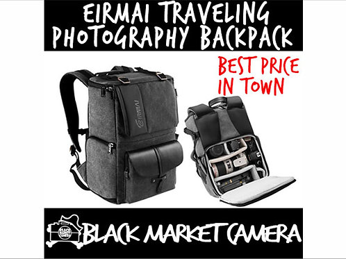 EIRMAI EMB-SD06 Waterproof Anti-theft Traveling Photography Backpack