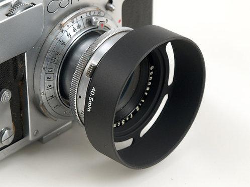 Metal Vented Lens Hood