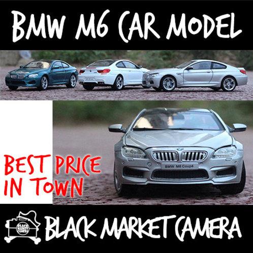 Rastar 1:24 BMW M6 Car Model