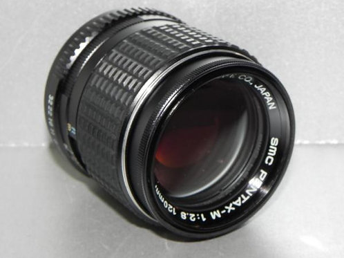 Pentax SMC-M 120mm F2.8 PK Mount (Used)