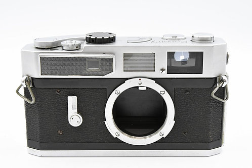 Canon 7 L39 Film Rangefinder Chrome / Silver (used)