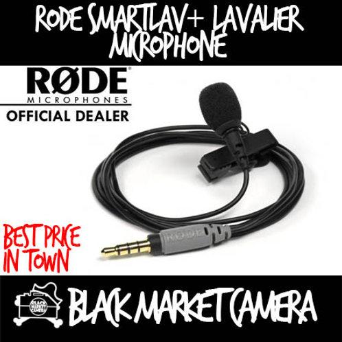Rode smartLav + (Smartphone Lavalier Microphone)