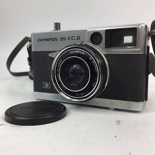 Olympus 35 EC2 Compact Film Rangefinder (used)
